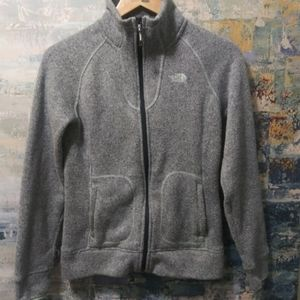 North Face, Size XS, mint green/grey, Great Cond